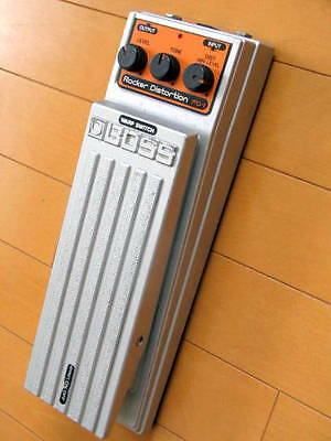 VINTAGE VERY RARE! Made in Japan BOSS PD-1 Rocker Distortion Guitar Effect Pedal