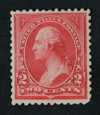 CKStamps: US Stamps Collection Scott#249 2c Washington Mint H OG