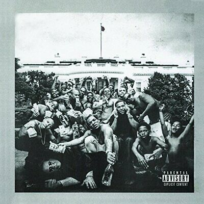 Kendrick Lamar - To Pimp A Butterfly - CD - New