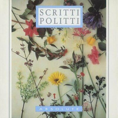 Scritti Politti - Absolute - CD - New