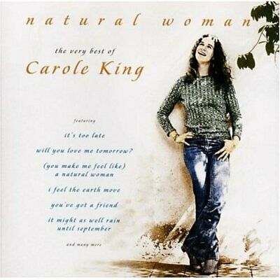 Carole King - Natural Woman - the Very Best of Carole King - CD - New
