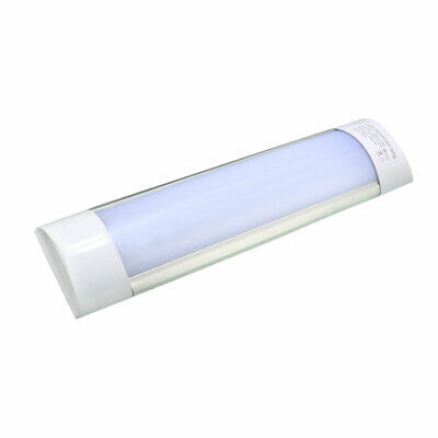 AC 185-265V 10W LED Batten Light Lamp Ceiling Purification Light Pure White