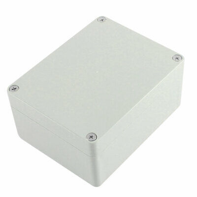Waterproof Plastic Electronic Project Box Enclosure Case 115 x 90 x 55mm