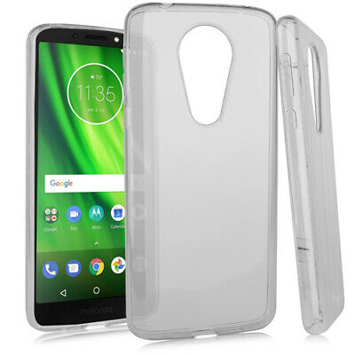 Motorola Moto G6 Play XT1922 - TPU Crystal Skin Case Clear