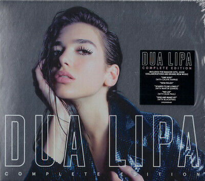 Dua Lipa Self Titled [2CD 2018] Complete Edition Brand New & Sealed