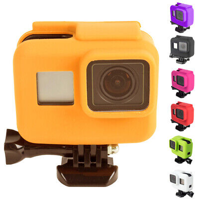 Small Silicone Case Accessories Cover 5 Hero For GoPro Lens Camera Protector