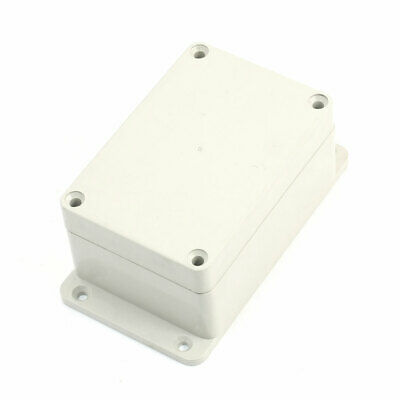 100mm x 68mm x 50mm Plastic Case DIY Junction Box Joint Hinged Lid