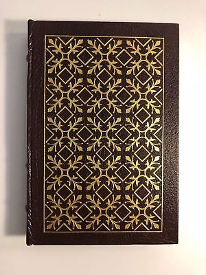 """L. Sprague de Camp signed """"The Honorable Barbarian"""" Easton Press HB SF"""