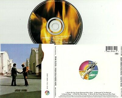 Pink Floyd - Wish You Were Here (CD1994)