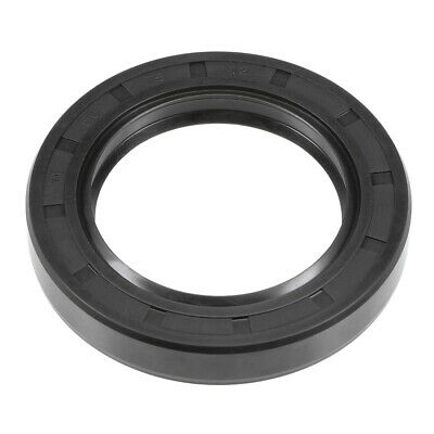Oil Seal, TC 50mm x 75mm x 12mm, Nitrile Rubber Cover Double Lip