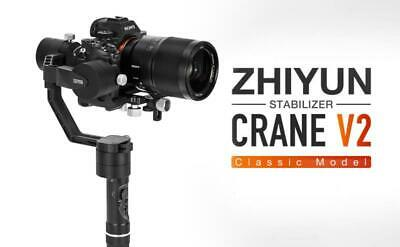 Zhiyun Crane V2 ,3-Axis Gimbal Stabilizer for Mirrorless DSLR Camera for A7