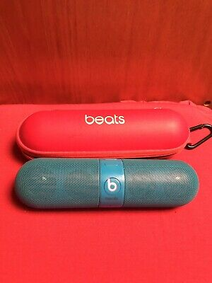 Beat Pill 2.0 Bluetooth Speaker With Case