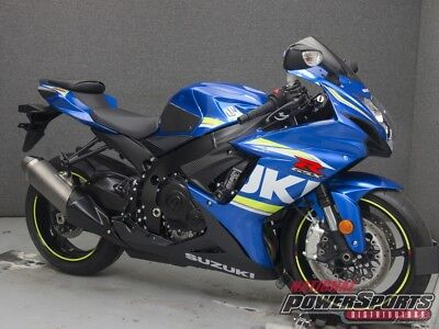 2017 Suzuki GSXR600  2017 SUZUKI GSXR600, NO DEALER FEES