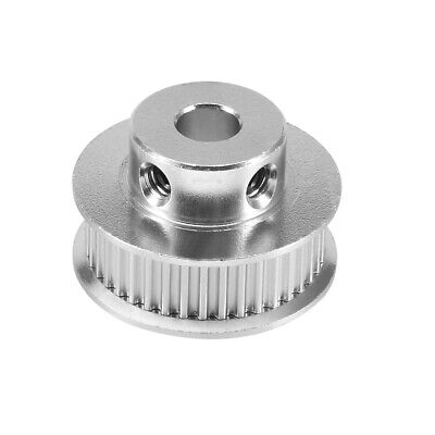 Aluminum GT2 40 Teeth 5mm Bore Synchronous Wheel Idler Pulley for 3D Printer