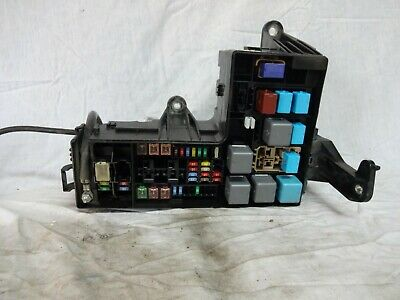 05 06 2005 2006 toyota tundra engine fuse box relay junction block panel oem