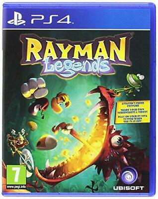 Rayman Legends (PS4), Very Good PlayStation 4, PlayStation4 Video Games