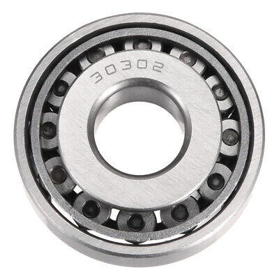 30302 Tapered Roller Bearing Cone and Cup Set, 15mm Bore 42mm OD 13mm Thickness