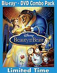 Beauty and the Beast [Three-Disc Diamond Edition Blu-ray/DVD Combo in Blu-