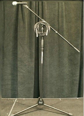 Shure SM58S Microphone Bundle! Includes Cable & Stand! Free Shipping  SM 58S Mic