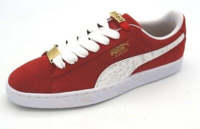 new styles 8db34 e9503 PUMA SUEDE CLASSIC Bboy Fabulous Sneakers - Red - Mens ...