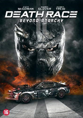 Death Race 4 - Beyond Anarchy (UK IMPORT) DVD [REGION 2] NEW