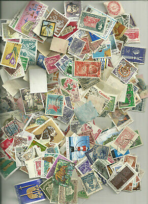 500 Worldwide Stamps,  All Different, No Us J 9