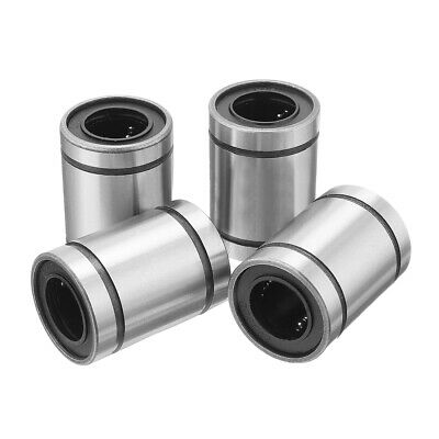 LM25UU 25mmx40mmx59mm Double Side Rubber Seal Linear Motion Ball Bearing Bu R8I1