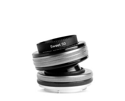Lensbaby Composer Pro II with Sweet 50 Optic Lens for Nikon F