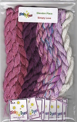 10% Off Dinky Dyes Silk pack for Glendon Place design - Simply Love