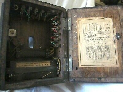 """Western Electric Telephone Subset """"295 AK""""."""