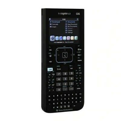 Texas Instruments TI-Nspire CX cas calculator Handheld Maths Science