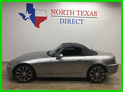 2006 Honda S2000 6 Speed Leather New Clutch Low Miles Needs Soft To 2006 6 Speed Leather New Clutch Low Miles Needs Soft To Used 2.2L I4 16V Manual