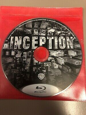 Inception (Blu-Ray) DISC ONLY
