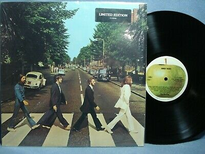 """THE BEATLES LIMITED EDITION LP /  """"Abbey Road"""" / NEAR MINT"""