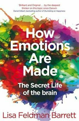 NEW How Emotions Are Made By Lisa Feldman Barrett Paperback Free Shipping