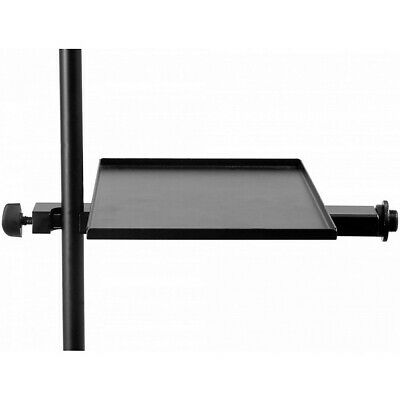 On-Stage MST1000 Combo Accessory Microphone Stand Tray Black