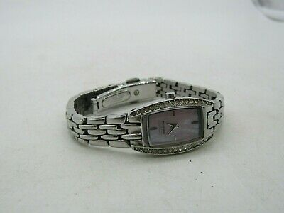 Citizen Eco Drive Mother Of Pearl Face Women's Watch