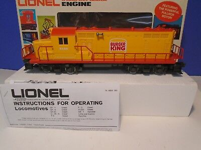Image result for lionel fast food freight