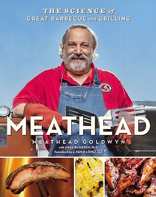 Meathead: The Science of Great Barbecue and Grilling [PDF_EBOOK]