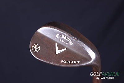 Callaway FORGED + VINTAGE Sand Wedge 56° Right-H Steel Golf Club #3343