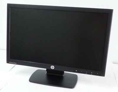 "Monitor Hp Le2002X   Le 2006X 20"" 1600X900 Led Wide Dvi Vga   Grado A"