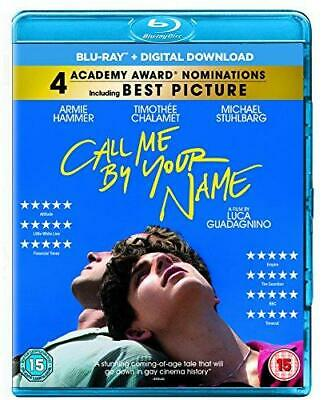 Call Me By Your Name [Blu-ray] [2017], Very Good DVD, Vanda Capriolo, Armie Hamm