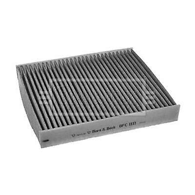 Fits Ford Mondeo MK4 1.6 TDCi Genuine Blue Print Activated Carbon Cabin Filter