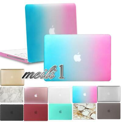 """Rubberized 13 inch Hard Shell cover case For Apple Macbook White (A1342) 13.3"""""""