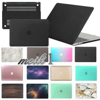"Rubberized Hard Shell cover case For Apple Macbook Pro 13"" (A1706)(A1708)(A1989)"