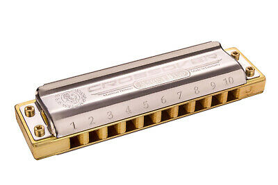 Harmonica diatonique Hohner Crossover 2009/20 RE - D neuf