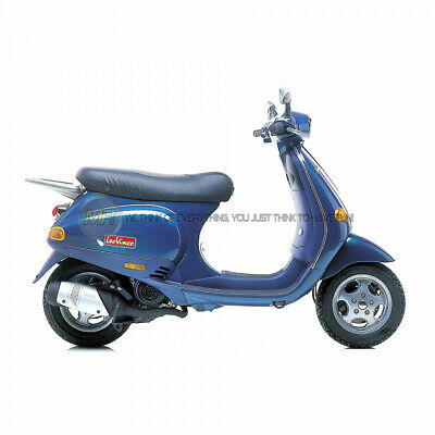 Piaggio Vespa50 Et2 1997 To 2005 Full System Exhaust Leovince Touring