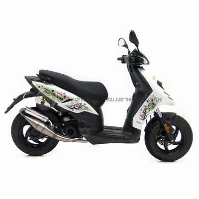 Piaggio Zip Kat Air Cooled 50 1999 To 1999 Full System Exhaust Leovince