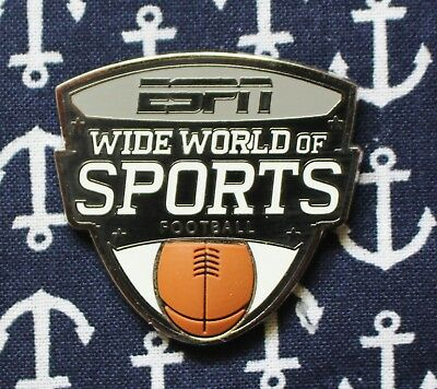 Disney Pin ESPN Wide World of Sports Complex American Football