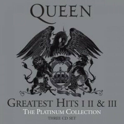 QUEEN Platinum Collection TRIPLE CD Europe Parlophone 2011 51 Track 3 Disc Set